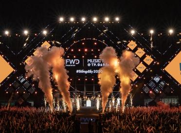 FWD Music Tour 2020