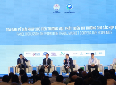SEMINAR OF TRADE - TECHNOLOGY PROMOTION AND ATTRACTION OF FUNDING FOR VIETNAM COOPERATIVES DEVELOPMENT